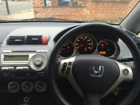 HONDA JAZZ 1.4 SE 2007, AUTOMATIC, ONLY 55,000 MILES, ALL ELECTRIC WINDOWS, HEATED MIRRORS