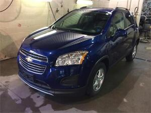 2016 Chevrolet Trax LT 14.L 4 Cyl engine, TURBO, 6 Spd Auto