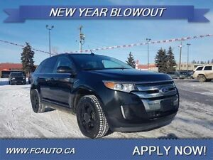 2013 Ford Edge Limited AWD!!