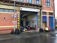 Part Worn / Used tyres Supplied & Fitted Puncture Repairs Cracked Alloy Mnachester - 0161 6375790