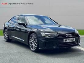 image for 2020 Audi A6 45 Tfsi Quattro Black Edition 4Dr S Tronic Auto Saloon Petrol Autom