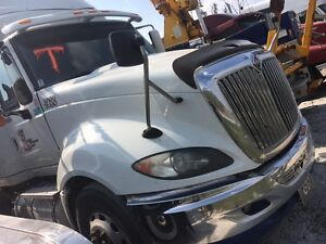 Parting out: 2008 International PROSTAR