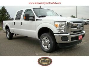 2011 Ford F-250 Crew Cab Short Box 4x4 | CERTIFIED