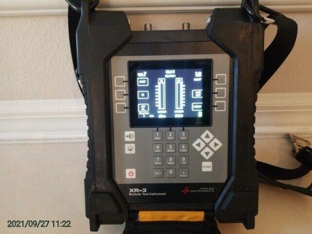 Applied Instruments XR3 Turbo S2 Satellite Meter (w/ Module)