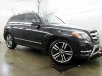 2013 Mercedes GLK 350 4MATIC NAVI CAMERA CUIR TOIT PANOR 62000KM