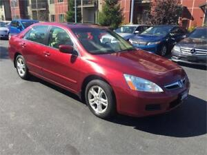 2006 Honda Accord Sdn EX-L   CERTIFIED   LEATHER   LOADED