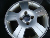 16'' FORD FOCUS OEM MAGS X4