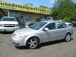 2005 Chevrolet Cobalt Auto Air sold Certified Low Km!!