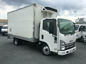2008 Isuzu NLR NH 200 Medium White Cab Chassis 3.0l 4x2 Currumbin Waters Gold Coast South Preview