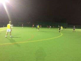 Friendly 7-a-side football in North Dulwich every week! Come & Play!