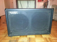 Mesa boogie Express 2x12 3/4 opened back cab