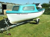 Boat wanted with trailer and outboard