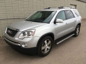 2010 GMC Acadia SLT SUV, Crossover 7-8 Seater ONLY 106K