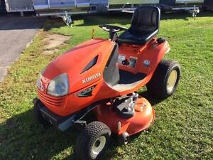 Used Kubota T2380 Lawn Tractor