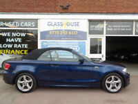 BMW 118 2.0 2011 i Sport Full S/H Low Miles 46k £4100 added extras P/X