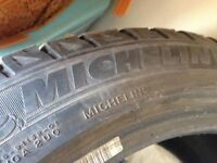 In Collingwood ON, URGENT 4 Michelin winter tires for sales