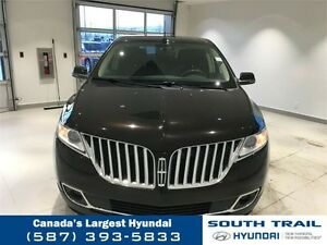 2013 Lincoln MKX (AWD, Leather, Navigation)