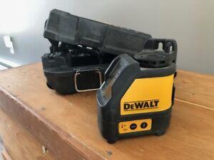 Dewalt niveau laser DW 088