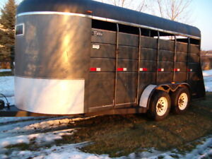 New and Used Stock and Horse trailers