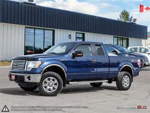 2011 Ford F-150 XLT,4X4,TOW PKG,ACCIDENT FREE