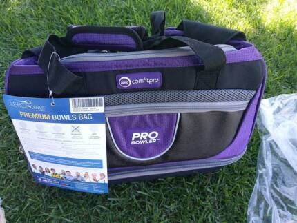 Aero Premium Bowls Bag Purple