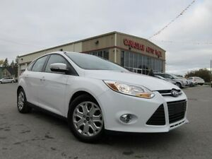 2012 Ford Focus SE ROOF, HTD. SEATS, BT, 48K!