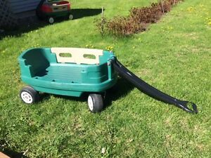 Small Little Tykes Wagon For Sale