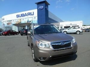 2015 Subaru FORESTER LIMITED WITH EYE SIGHT