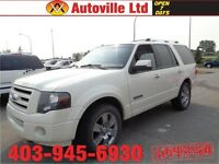2008 Ford Expedition Limited leather roof back up camera $9488!!