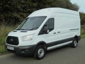2014(64) FORD TRANSIT T350 125 L3 H3 LWB HIGH ROOF, CHOICE of 2, 34 / 61k miles!