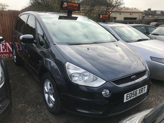 2007 Ford S-Max 2.0 TDCi Zetec 5dr, MANUAL, 7 SEATER, GREY, WELL LOOKED AFTER FAMILY CAR