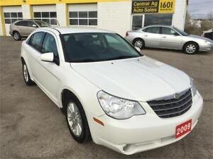 2009 CHRYSLER SEBRING TOURING,LOW LOW KMS,V6,2045090008