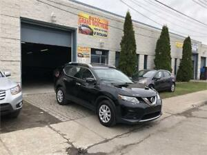 2015 NISSAN ROGUE AWD (4 CYL)/AUT/AC/CAMERA/BLUET/GR-ELEC...