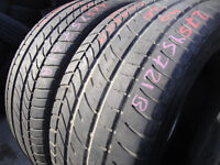 275/40/20 Cooper Zeon 4XS x2 A Pair, 6.0mm (168 High Road, Romford, RM6 6LU) Second Hand Tyres Essex
