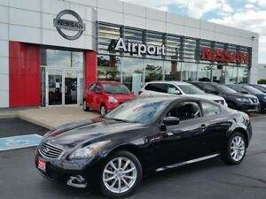 2013 Infiniti G37 LOADED,LEATHER,AWD,COUPE