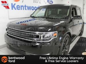 2018 Ford Flex Limited AWD, NAV, sunroofs (that's right... plura