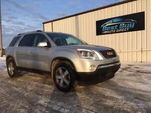 2010 GMC Acadia SLT1 -FINANCING AVAILABLE! CALL NOW!