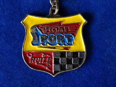 PORTE-CLES / Key-ring - RENAULT - SPECIALE SPORT - JOLI / Nice ! TOP !