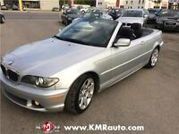 2004 BMW 3 Series 325Ci CONVERTIBLE  M PACKAGE
