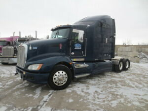 2013 Kenworth T660 T/A Hiway Tractor - Sleeper
