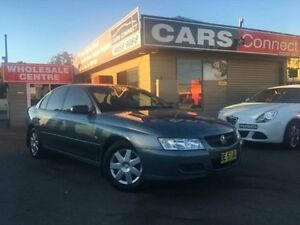 2005 Holden Commodore VZ Executive Grey 4 Speed Automatic Sedan Edgeworth Lake Macquarie Area Preview