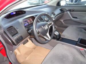2009 Honda Civic EX SPORT PKG Coupe (2 door)-AMAZING SHAPE--129K Edmonton Edmonton Area image 13