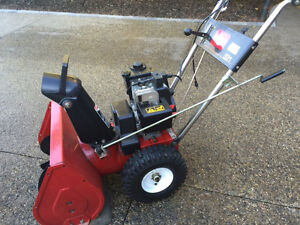 Snowblower - Toro in mint condition