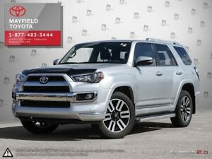 2015 Toyota 4Runner LIMITED LEATHER 4X4