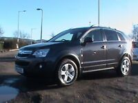 VAUXHALL ANTARA 2.2 EXCLUSIVE 5 DR GREY,1 OWNER,19148 MILES,SUPPLIES BY ME,TOW BAR,CLICK ON VIDEO