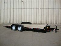 Deluxe Car Hauler by Miska Trailers – Proudly Ca