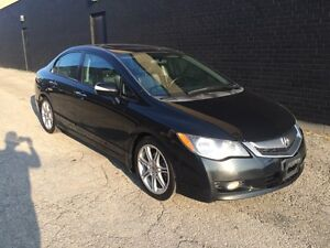 2009 Acura CSX 2009 ACURA CSX AUTO LEATHER ROOF 7,400.00 CLEARAN