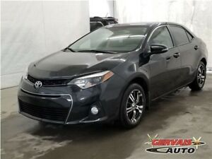 Toyota Corolla S Cuir/Tissus A/C MAGS 2016