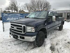 FORD F-350 SUPER DUTY KING RANCH CREW 4X4 2006 **CUIR**TOIT**DIE