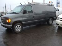 Ford Econoline CARGO 2003